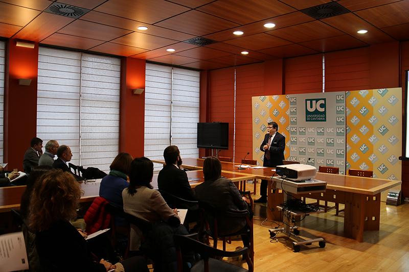 UC e industria nuclear muestran sus oportunidades de colaboración