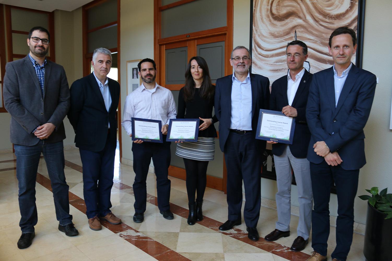 Premio certamen EDPR para EGICAD